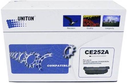 Картридж совместимый UNITON Premium CE252A желтый для HP