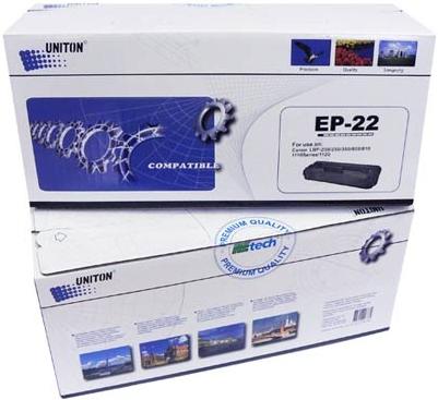 Тонер-картридж совместимый UNITON Premium EP-22 для Canon