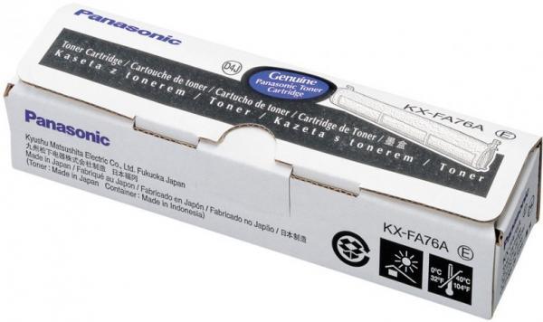 Тонер-картридж совместимый Fortuna KX-FA76 для Panasonic