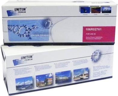 Картридж совместимый UNITON Premium 106R02761 красный для Xerox