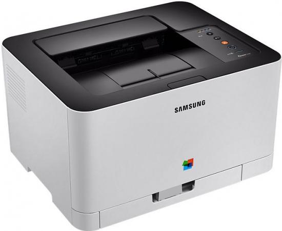 Принтер SAMSUNG лазерный Xpress SL-C430