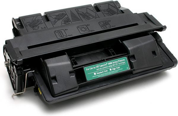 Картридж HP C4127A оригинальный