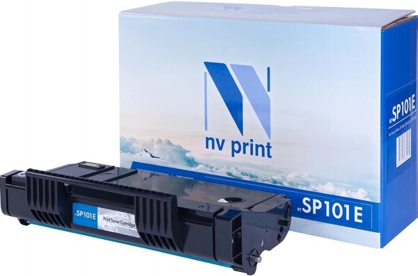Картридж совместимый NVP SP101E для Ricoh