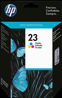 Картридж HP C1823D цветной оригинальный