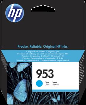 Картридж №953 для HP синий