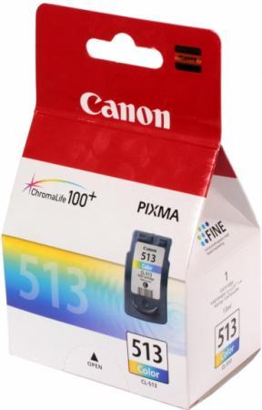 Картридж Canon Ink CL-513 цветной оригинальный