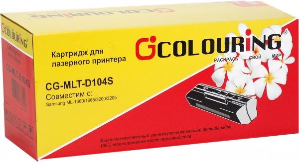 Картридж совместимый Colouring MLT-D104S для Samsung
