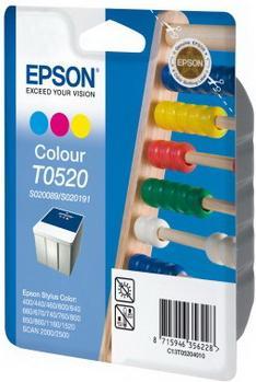 Картридж EPSON T052040 трехцветный совместимый