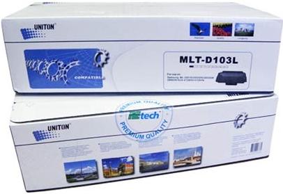Картридж совместимый SAMSUNG MLT-D103L UNITON Premium