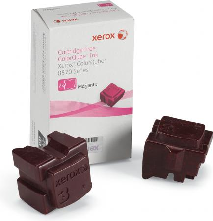 Чернила твердые XEROX ColorQube 8570 пурпурные CNL оригинальные