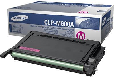 Картридж Samsung CLP-M600A пурпурный оригинальный