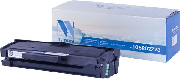 Картридж совместимый NVPrint 106R02773 для Xerox