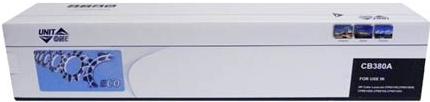 Картридж совместимый UNITON Eco CB380A (823A) черный для HP