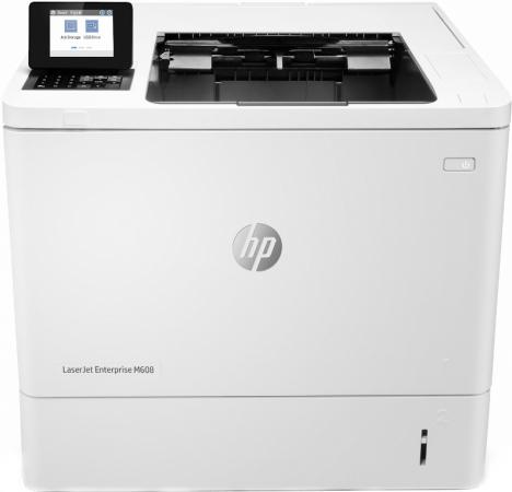 Принтер лазерный HP LaserJet Enterprise M608n