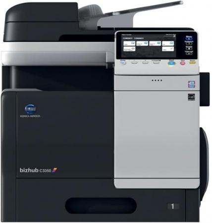 МФУ Konica-Minolta bizhub C3350