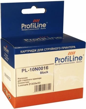 Картридж совместимый ProfiLine 10N0016 для Lexmark