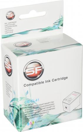 Картридж совместимый SuperFine CL-41 трехцветный для CANON