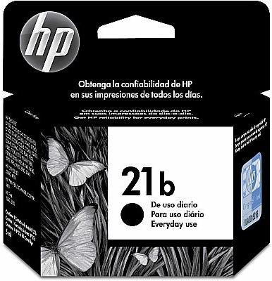 Картридж HP C9351BE черный оригинал