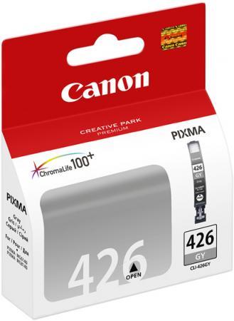 Картридж CANON 426 GY серый совместимый Unijet