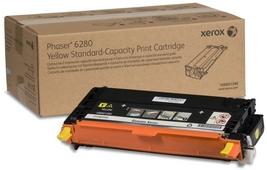 Картридж XEROX 106R01390 желтый оригинальный