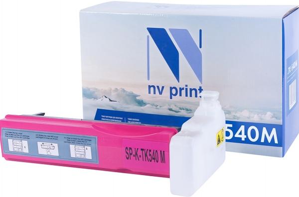 Картридж совместимый NVPrint TK-540 для Kyocera
