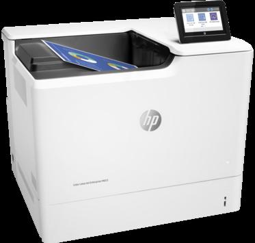 Принтер HP Color LaserJet Enterprise M653dn