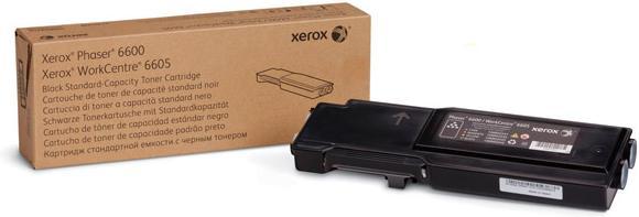 Картридж XEROX 106R02236 черный оригинальный