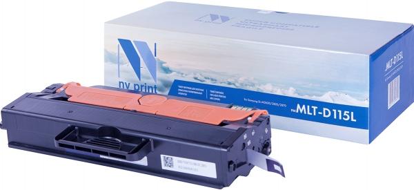 Картридж совместимый NV Print MLT-D115L для Samsung