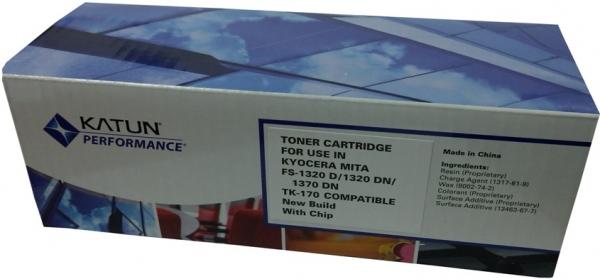 Картридж совместимый Katun TK-170 для Kyocera