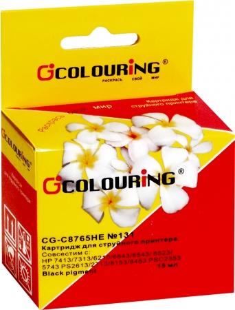 Картридж совместимый Colouring C8765HE №131 для HP