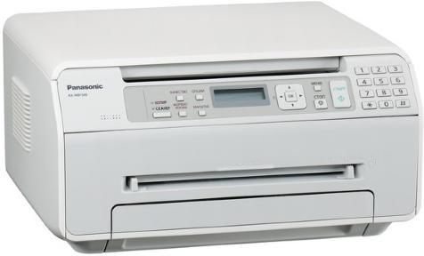 МФУ Panasonic KX-MB1500RUW