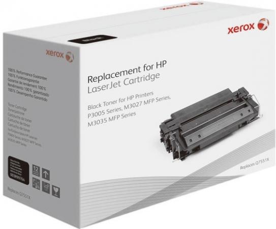 Картридж совместимый Xerox HVD Q7551X для HP