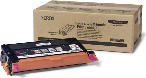 Картридж совместимый 113R00720 пурпурный для Xerox