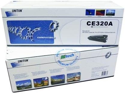 Картридж совместимый UNITON Premium CE320A черный для HP