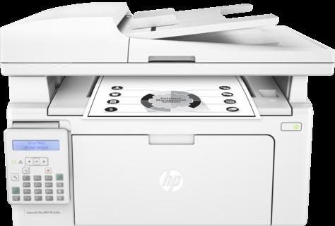 МФУ HP LaserJet Pro M132fn MFP RU