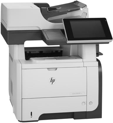 МФУ HP LaserJet Enterprise 500 M525dn