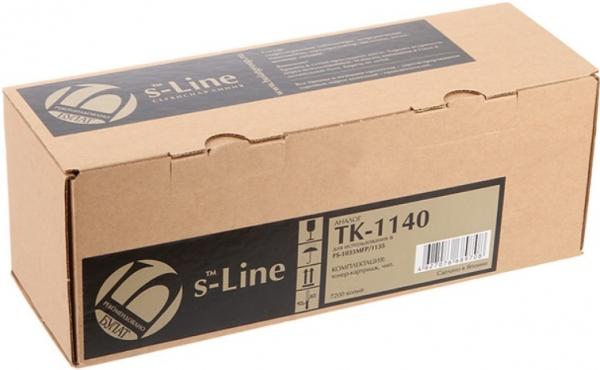 Тонер-картридж совместимый «БУЛАТ» TK-1130 s-Line