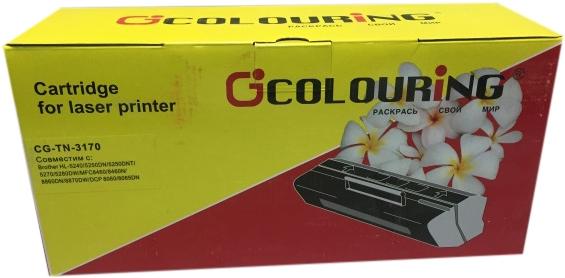 Картридж совместимый Colouring TN-3170 для Brother и Lenovo