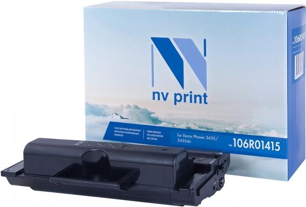 Картридж совместимый NV Print 106R01415 для Xerox