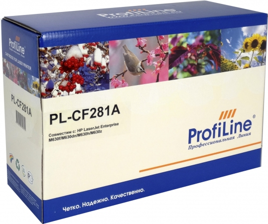 Картридж совместимый ProfiLine CF281A для HP