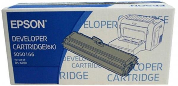 Тонер-картридж EPSON C13S050166 оригинальный