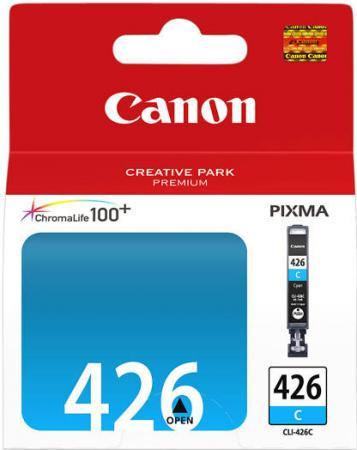Картридж Canon Ink CLI-426 C синий оригинальный