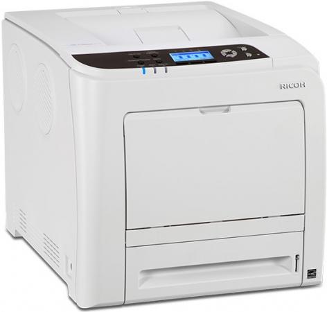 Принтер лазерный Ricoh Aficio SP C340DN