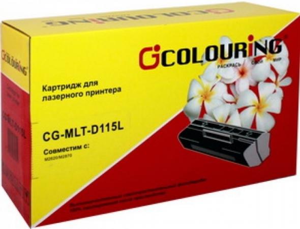 Картридж совместимый Colouring MLT-D115L для Samsung