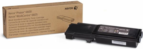 Картридж XEROX 106R02252 черный оригинальный