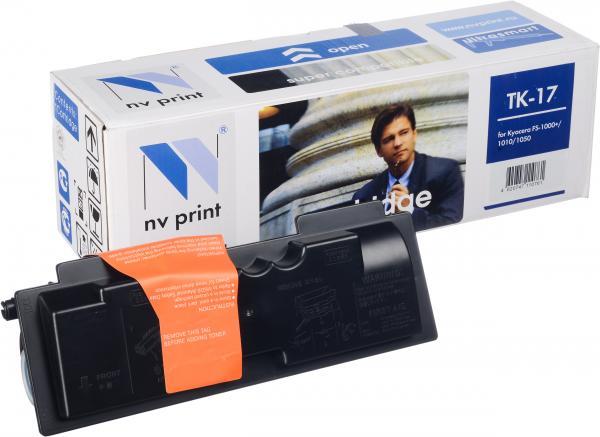 Картридж совместимый NV Print TK-17 для Kyocera
