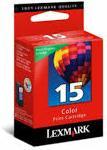 Картридж Lexmark 18C2110E трехцветный оригинал