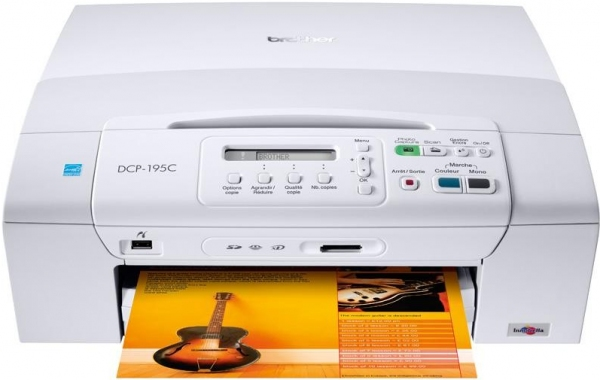 МФУ Brother DCP-195C