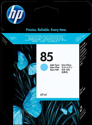 Картридж HP C9428A светло-голубой оригинальный