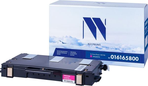Картридж совместимый NVPrint 016165800 для Xerox пурпурный